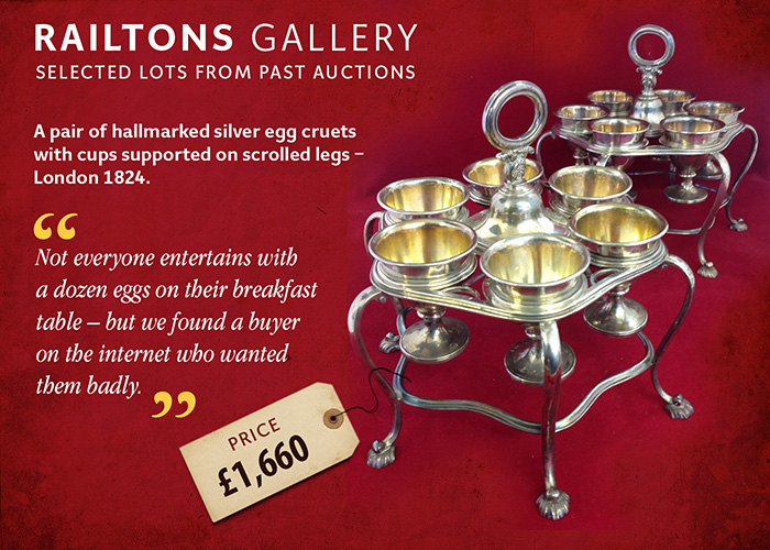 Railtons Antiques Auctioneers & Valuers | Home Page